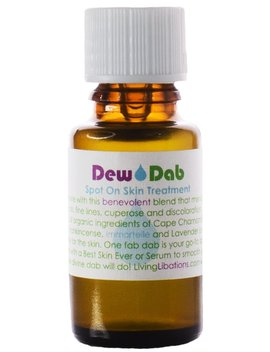 Living Libations   Organic / Wildcrafted Dew Dab Acne Spot Treatment (5 Ml) by Living Libations