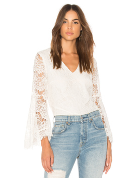 Tainted Love Lace Blouse by Minkpink