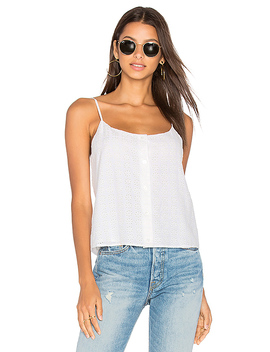 Perrin Eyelet Cami by Equipment