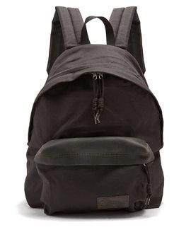 Padded Pak'r Woven Backpack by Eastpak