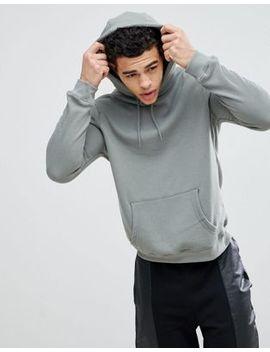 New Look Hoodie In Light Khaki by New Look
