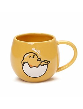 Enesco Gudetama For Our Name Is Mud Gudetama Egg Mug by Enesco