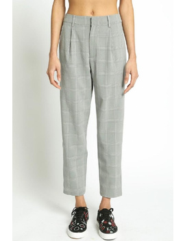 Plaid Trouser Pants by Dor L'dor, New York City