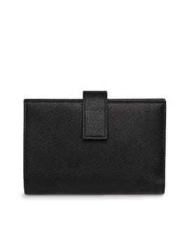 Panama Continental   Leather Purse by Smythson