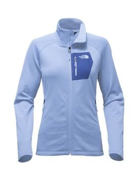Women's Borod Full Zip Fleece by The North Face