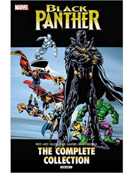 Black Panther By Christopher Priest: The Complete Collection Vol. 2 by Christopher Priest