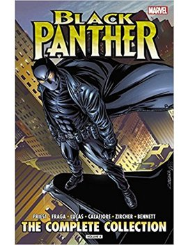 Black Panther By Christopher Priest: The Complete Collection Vol. 4 (Black Panther: The Complete Collection) by Christopher Priest