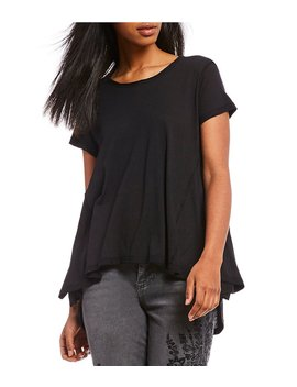 Free People It's Yours High Low Tunic Tee by Free People