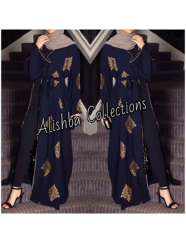 New Dubai Style Abaya Wedding Abayas Burkha Farasha Jalabiya Maxi Dress Kaftan by Dubai Collections