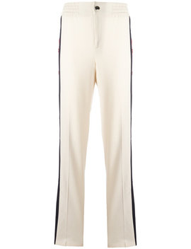 Snap Button Trousers by Gucci