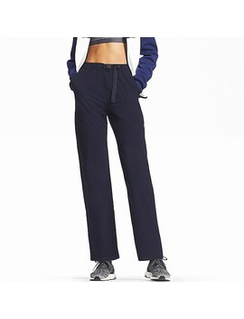 Women Active Cargo Pants by Uniqlo