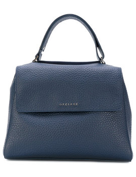 Boxy Tote by Orciani