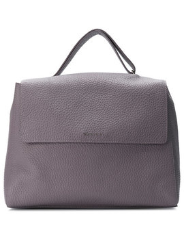 Satchel Tote Bag by Orciani