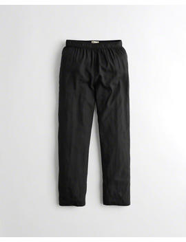 Tapered Rayon Ankle Pants by Hollister