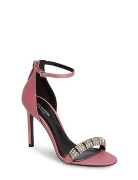 Camelle Embellished Sandal by Calvin Klein 205 W39 Nyc