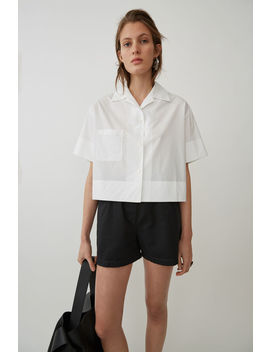 Lelija Pop White by Acne Studios