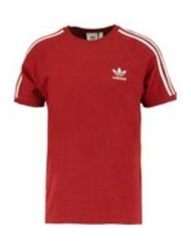 Adicolor 3 Stripes   T Shirt Print by Adidas Originals