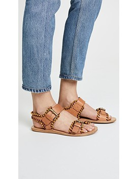 Romy Flat Sandals by See By Chloe