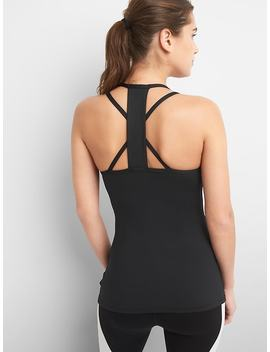 Gap Fit Low Impact Strappy Tank by Gap