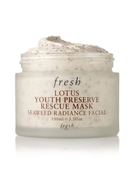 Lotus Youth Preserve Rescue Mask by Fresh®