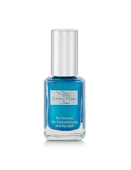 Sea Of Love   Nail Polish; Non Toxic, Vegan, And Cruelty Free by Karma Organic Spa
