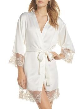 Rosa Kimono Robe by Flora Nikrooz