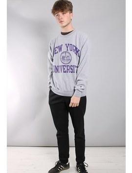 "Vintage Champion ""New York"" Sweatshirt by Champion"