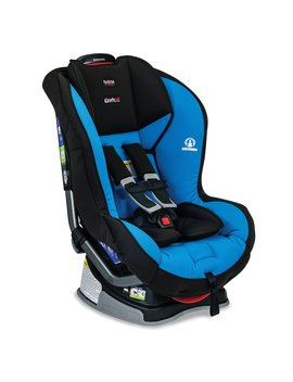 Britax Marathon G4.1 Convertible Car Seat, Azul by Britax Usa