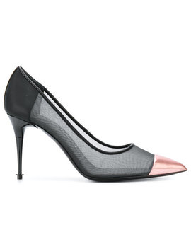 Sheer Pointed Pumps by Tom Ford