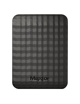 Maxtor 1 Tb Usb 3.0 Portable Hard Drive by Seagate