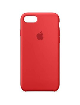 Apple Silicone Case For I Phone 7   Red by Apple