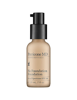 Perricone Md No Foundation Foundation, 30ml by Perricone Md