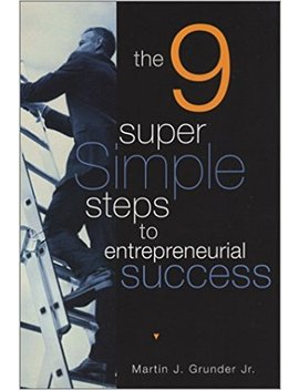 The 9 Super Simple Steps To Entrepreneurial Success by Amazon