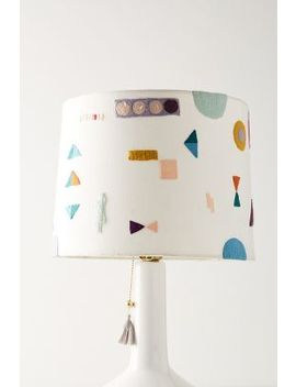 Shape Study Lamp Shade by Anthropologie