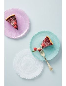 Alma Side Plate by Anthropologie