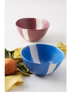 Colour Study Bowl by Anthropologie