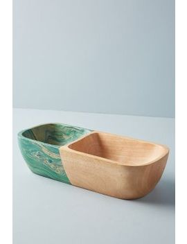 Betti Split Serving Bowl by Anthropologie