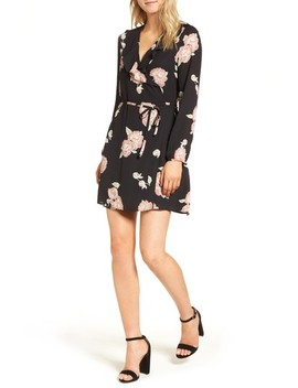 Zora Wrap Dress by Cupcakes And Cashmere