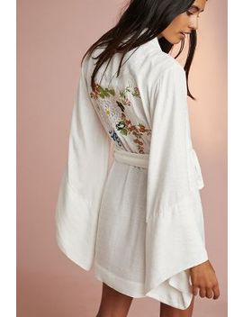 Floreat Adachi Printed Robe by Floreat