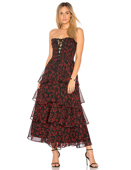 Night Blossom Maxi Dress by Endless Rose