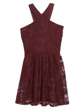 Winona Lace Dress by Penelope Tree