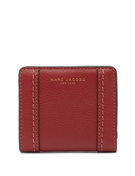 Leather Billfold by Marc Jacobs