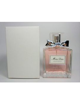 Miss Dior By Christian Dior Edt For Women 3.4 Oz / 100 Ml *New In Tst Box* by Dior