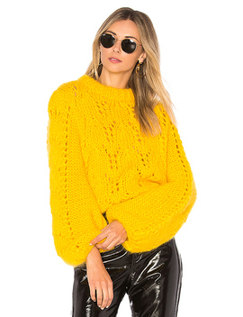 Julliard Mohair Sweater by Ganni