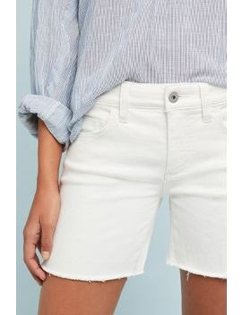 Pilcro Mid Rise Skinny Denim Shorts by Pilcro And The Letterpress