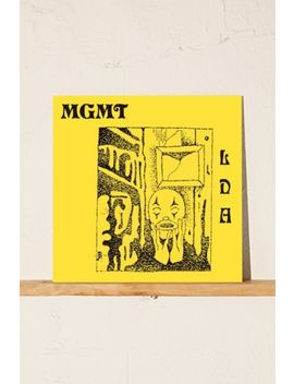 Mgmt   Little Dark Age 2 Xlp by Urban Outfitters