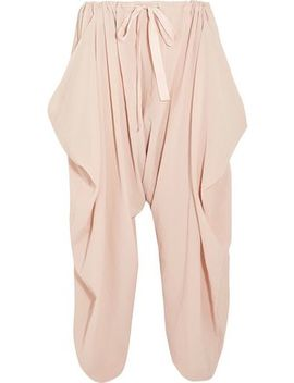 Crinkled Cotton Pants by Stella Mc Cartney