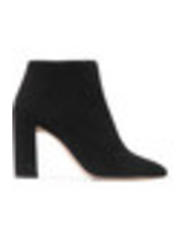Pure Suede Ankle Boots by Stuart Weitzman