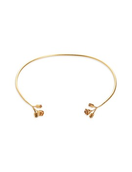 Rosebud Choker Necklace by Madewell