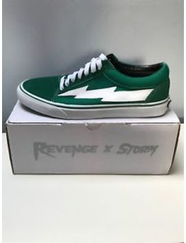 Vans Revenge X Storm Uk Size 9 Green by Vans